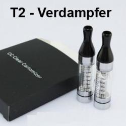 T2 - CC VERDAMPFER - Original Kanger-Tech - E-Zigarette