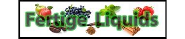 Fertige E-Liquids